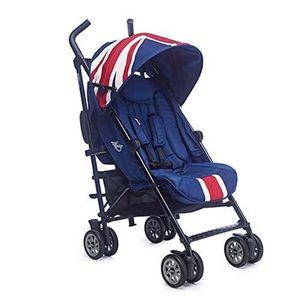 Carrinho de Bebê Mini Buggy Union Jack Classic – Easywalker