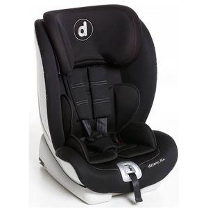 Cadeira para Auto Techno Fix Preta 9 a 36kg – Dzieco