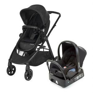 Carrinho De Bebê Anna TS  Nomad Black - Maxi Cosi