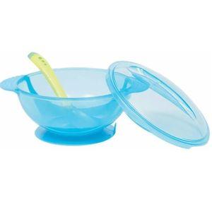 Kit Refeição Baby com Colher 5230 Azul - Buba
