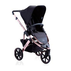 Carrinho De Bebê Salsa 3 Rose Gold - ABC Design