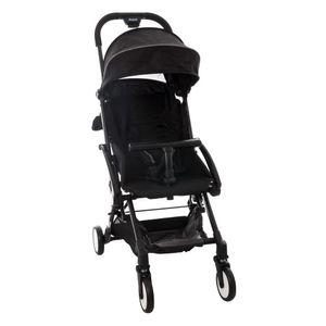Carrinho De Bebê Up Preto - Burigotto