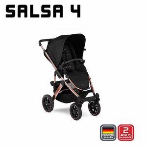 Carrinho De Bebê Salsa 4 Rose Gold Diamond – ABC Design
